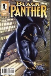 Black Panther Comics (1998 Series)
